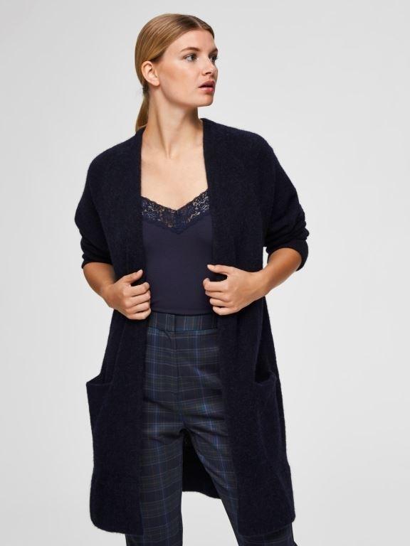 Lanna LS Knit Cardigan