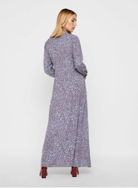 Yasneela Long shirt Dress