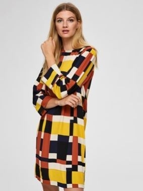 Hadley Tunni Dress