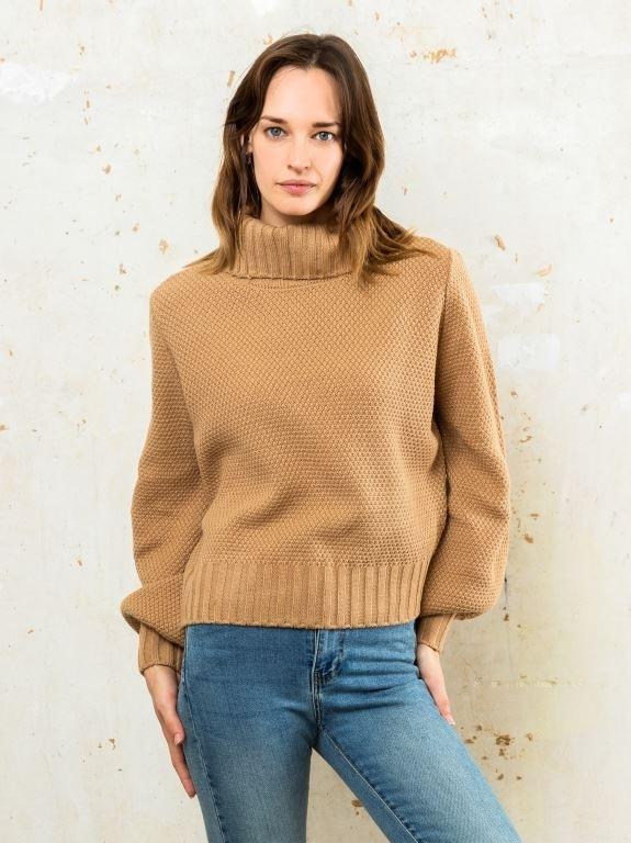 Y.A.S.Yasista Rollneck knit