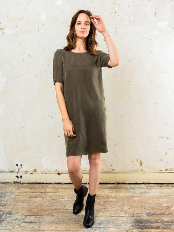 Viraf 2/4 Sleeve Dress Noos