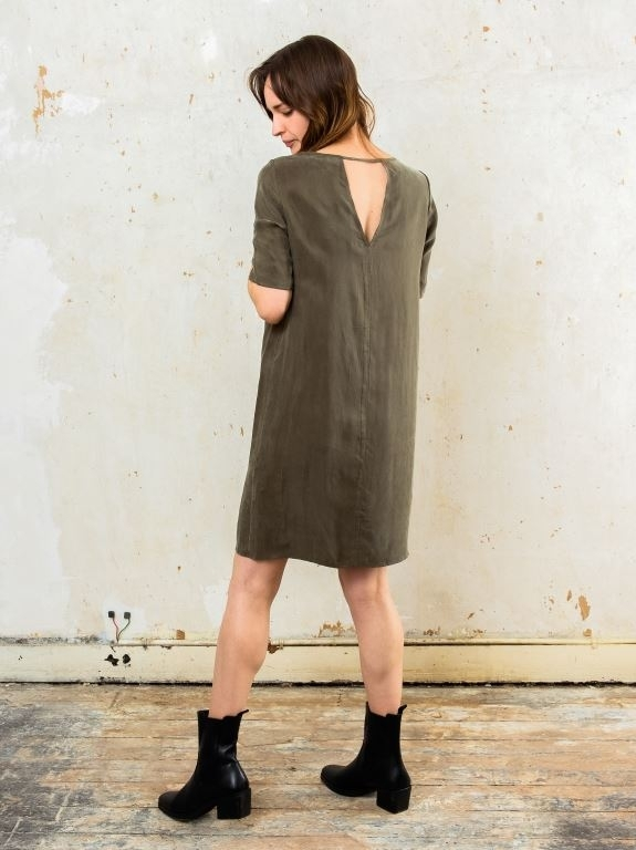 Viraf 2/4 Sleeve Dress Noos