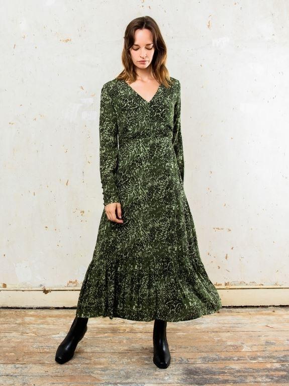 YASSHANNEN LS LONG DRESS