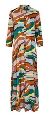 Yassavanna Multi Long Dress