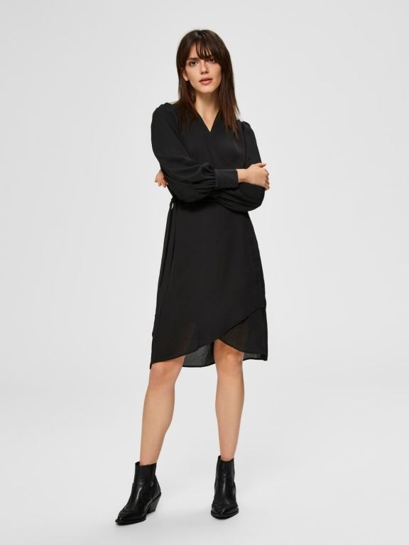 Alva Wrap Dress Noos