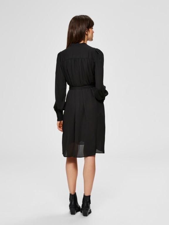 Alva Wrap Dress Noos
