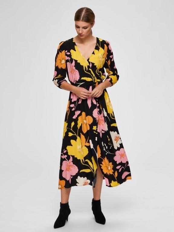 Cadence Vienna Midi Dress