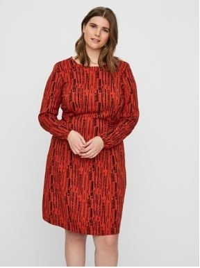 Inra LS Below Knee Dress