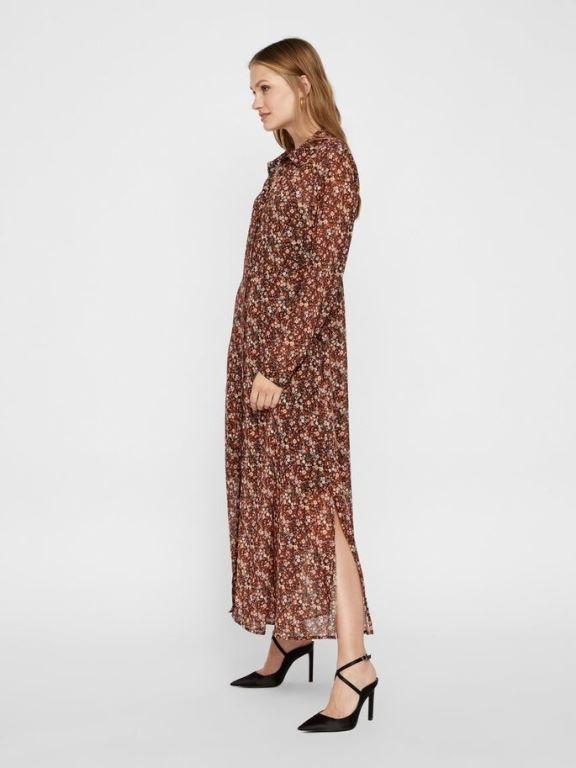Yasnoida LS Long Shirt Dress