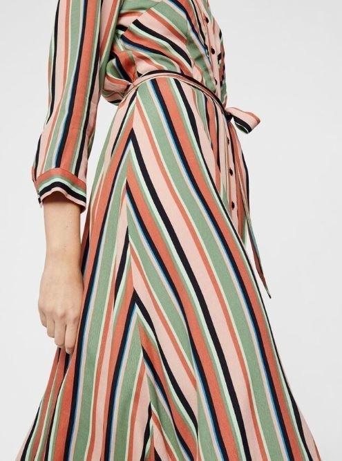 Yaslinhassa 3/4 ankle dress