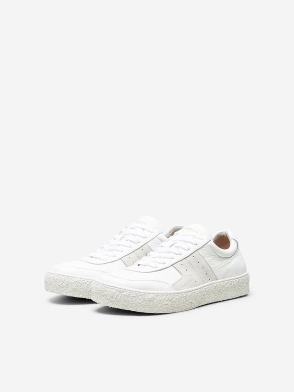 Dina Leather Trainer