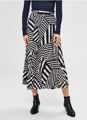 Alexis Midi Skirt