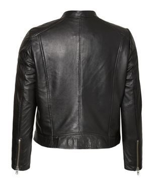 Alva Leather Jacket