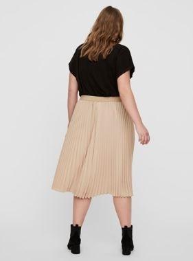 Saga Below Knee Skirt