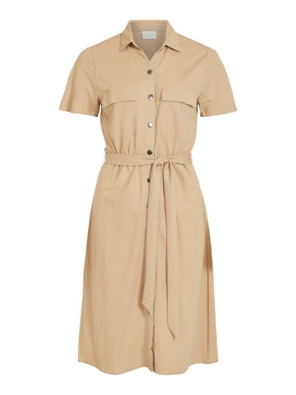 Visafina s/s Shirt Dress