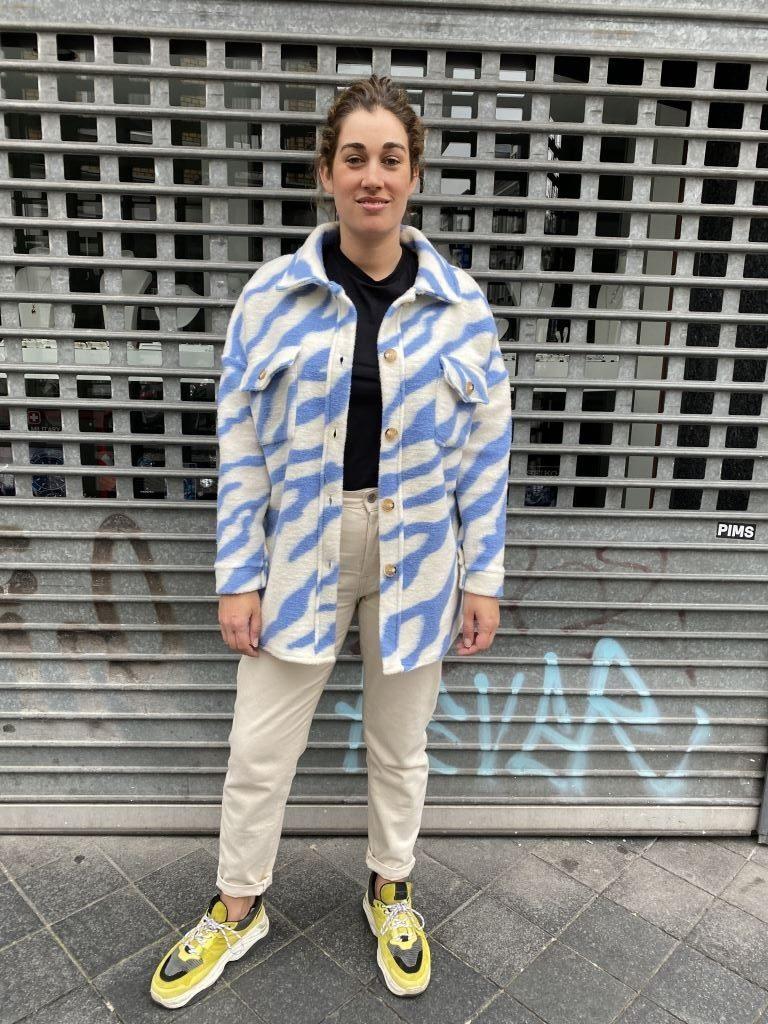 Watson zebra jacket