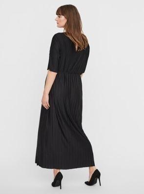 JRMAE 2/4 SL MAXI DRESS
