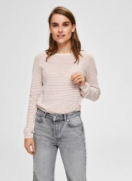 Astrid LS Knit o-neck