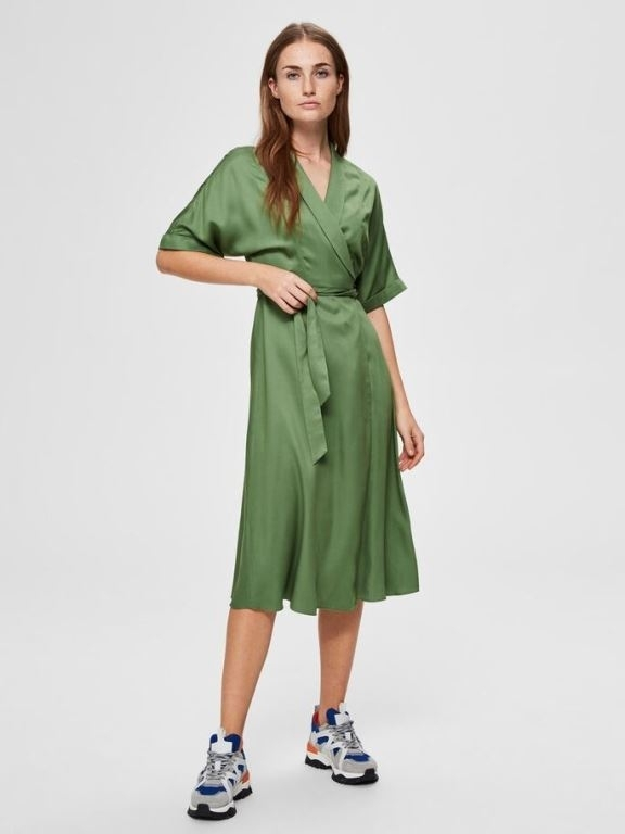 Tasia 2/4 Midi Dress