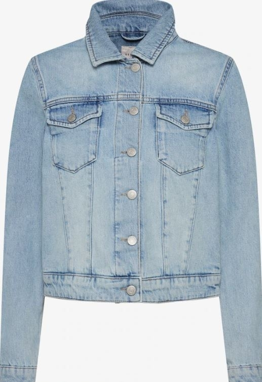 Nola light blue denim jacket
