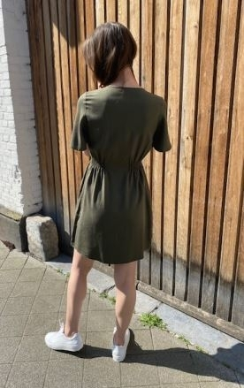 Janetta Dress