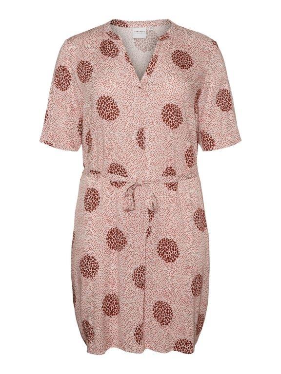 Anneline 2/4 sleeve Dress