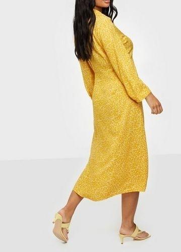 Yasjanice Midi Dress