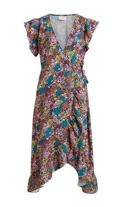 Vimansakiana Midi Dress
