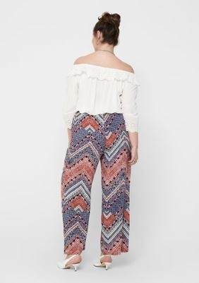 carafrican wide pants