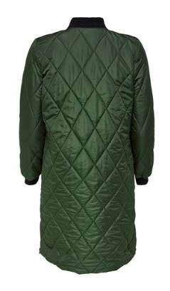 Carcarrot LS Long Quilted Jacket