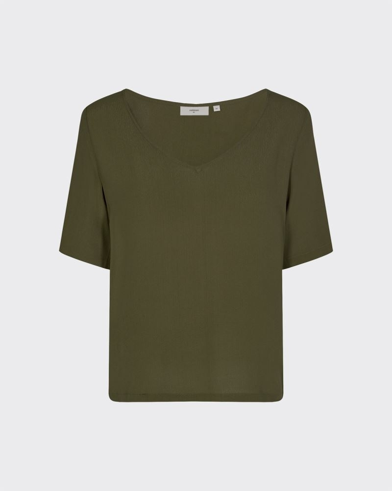 Elvire v-neck Blouse