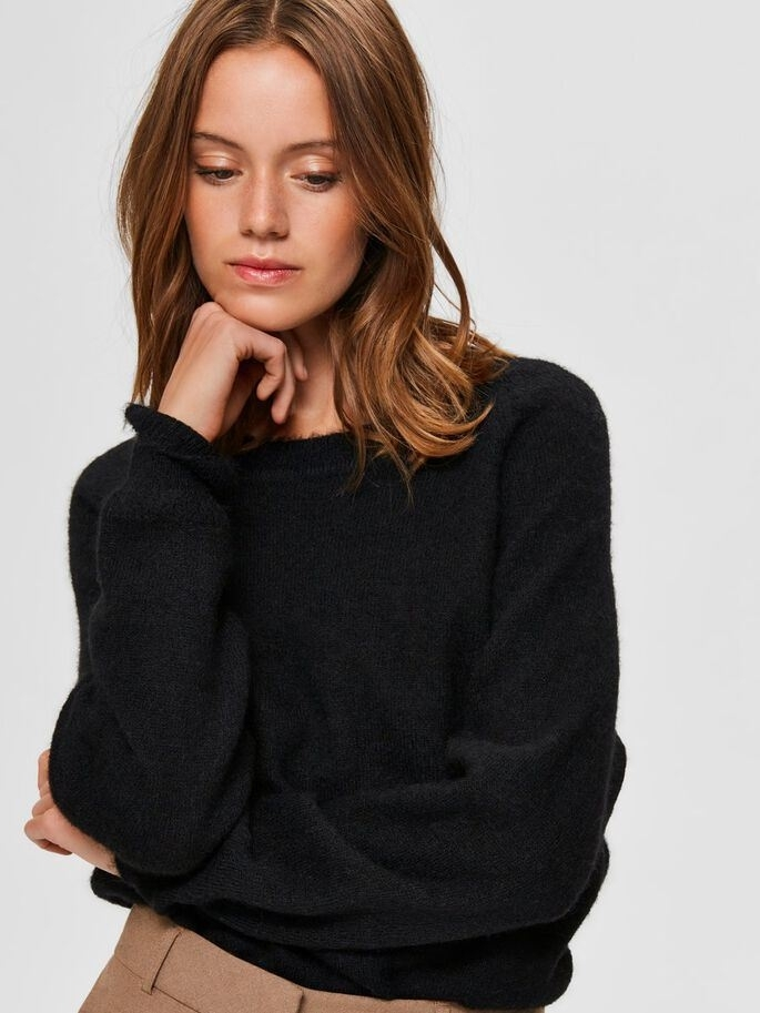 Lulu Knit O-Neck NOOS