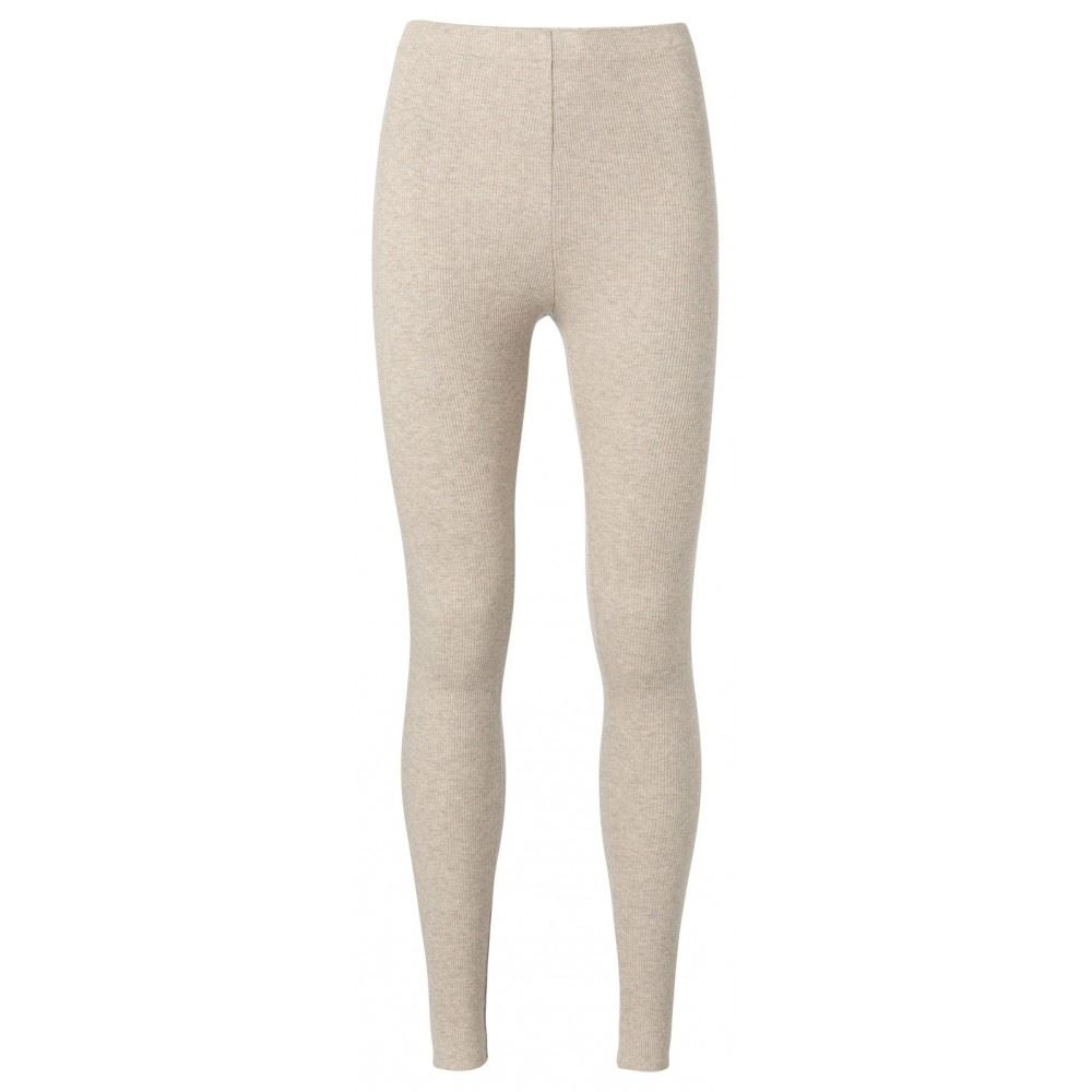 Jersey Cotton Rib Legging