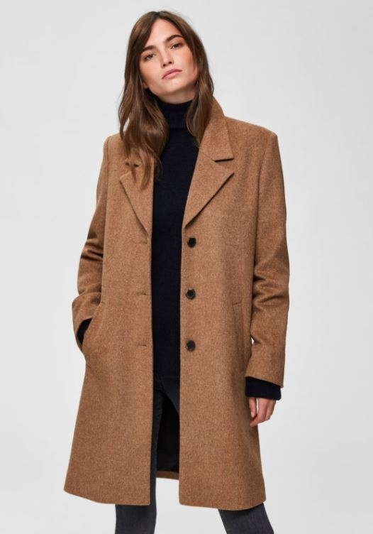 Sasja Wool Coat NOOS