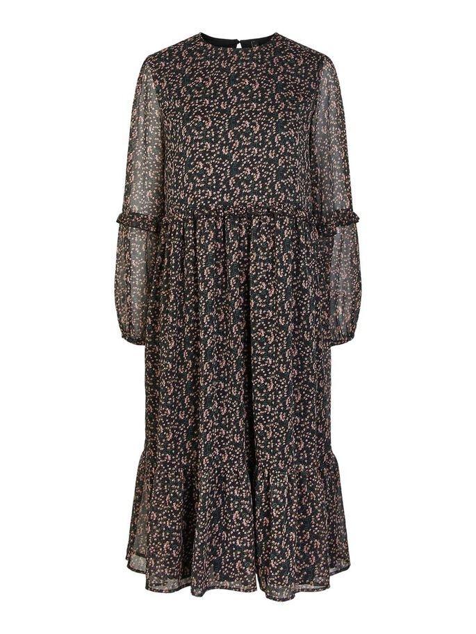 Yasmira LS Ankle Dress