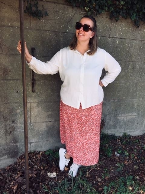 Gonja Maxi Skirt