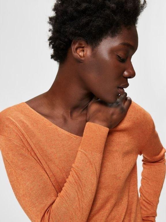 Linel Knit V-Neck