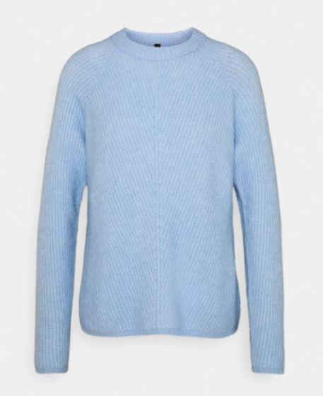 Yasallu LS O-neck knit pullover