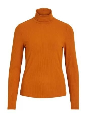 Visolitta Rib Rollneck l/s Top