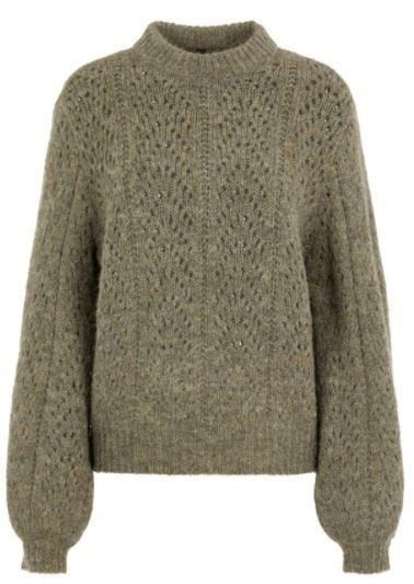 Yassulvia LS Knit Pullover - icon