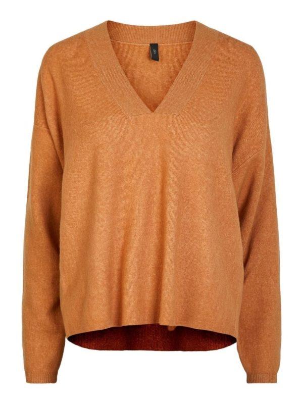 Yassellis LS Knit Pullover
