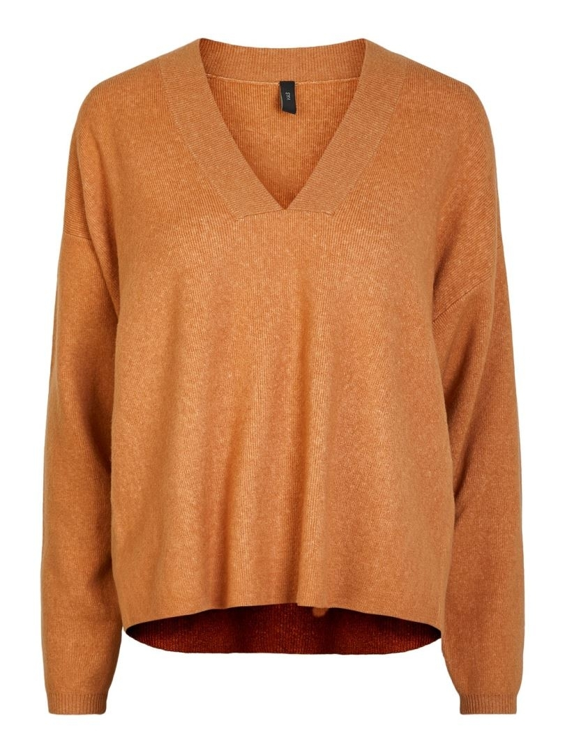 Yassellis LS Knit Pullover