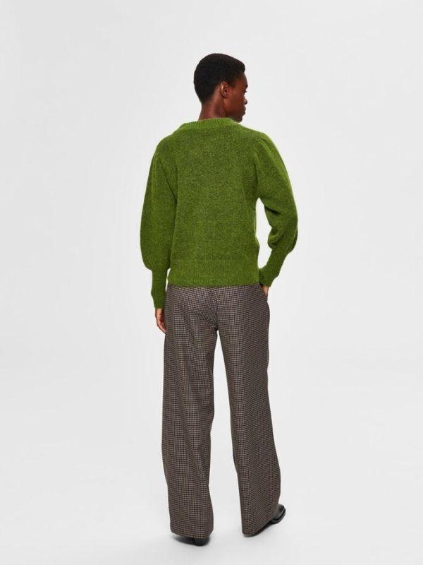 Linna LS knit o-neck