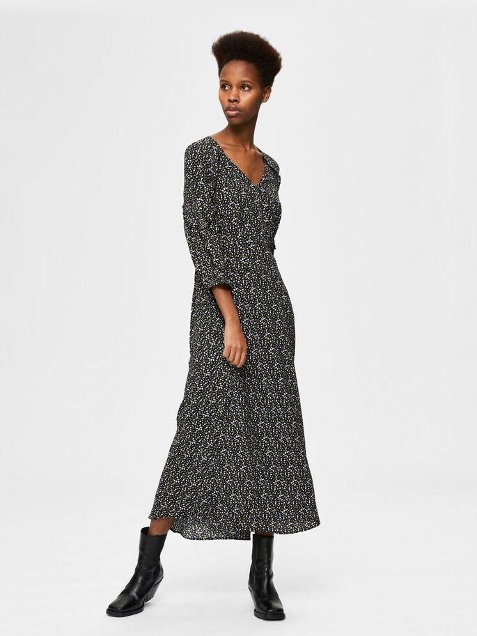 Riyanka Ankle Dress