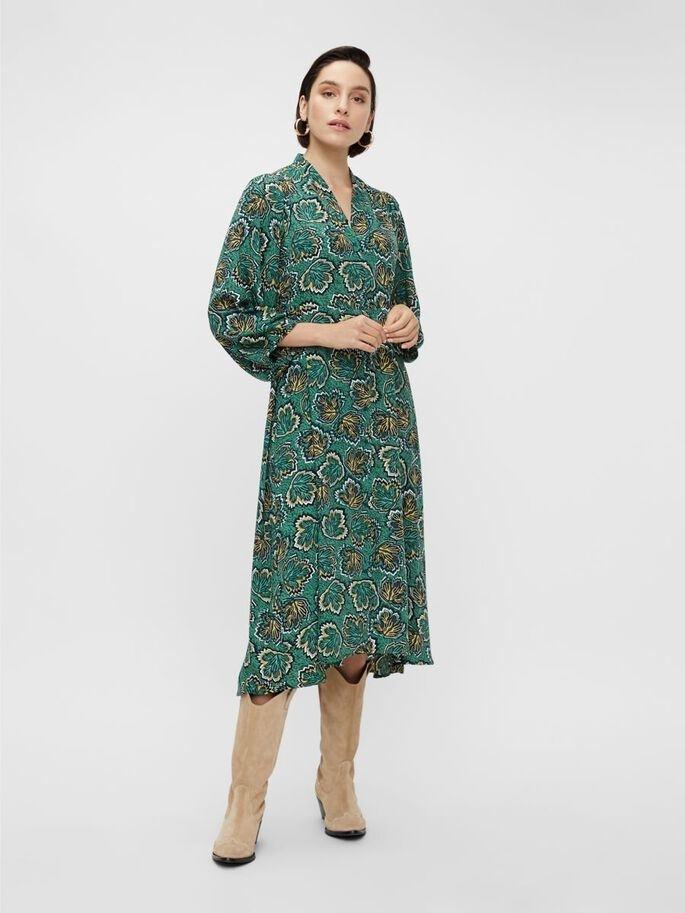 Yasbali 7/8 Long Dress