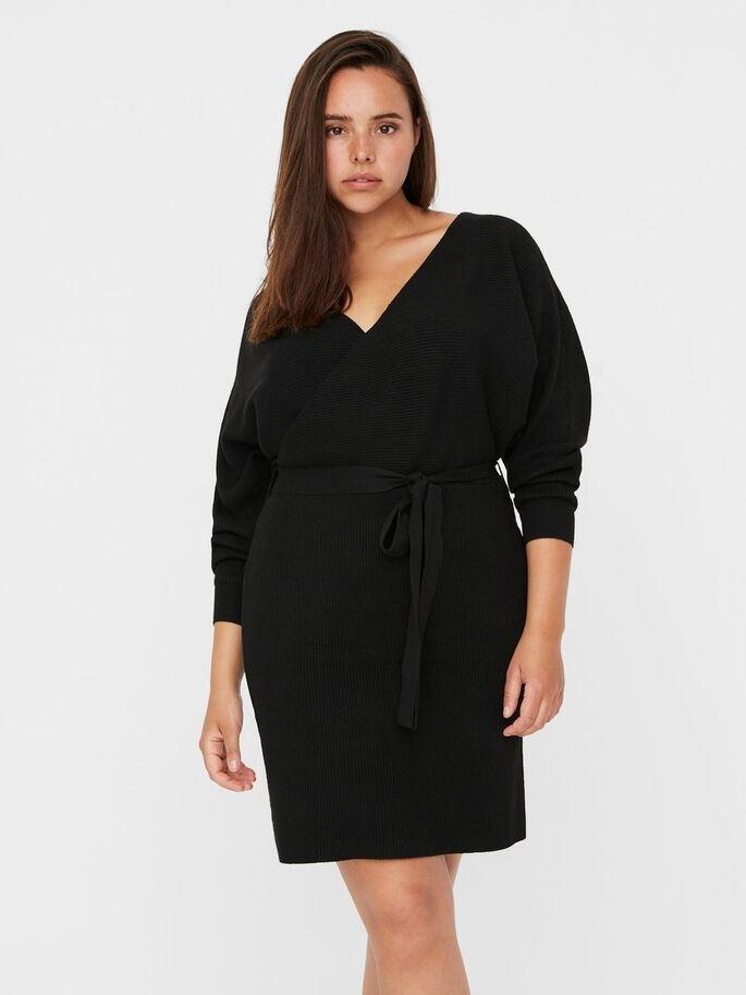 Rem V-Neck Dress
