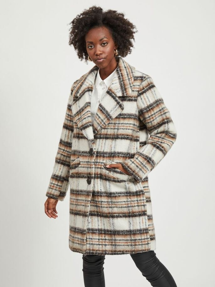 Virooma Wool Coat
