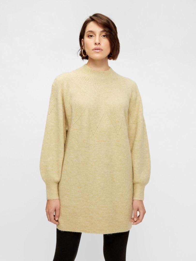 Yassabbia Long Knit Pullover - Icon