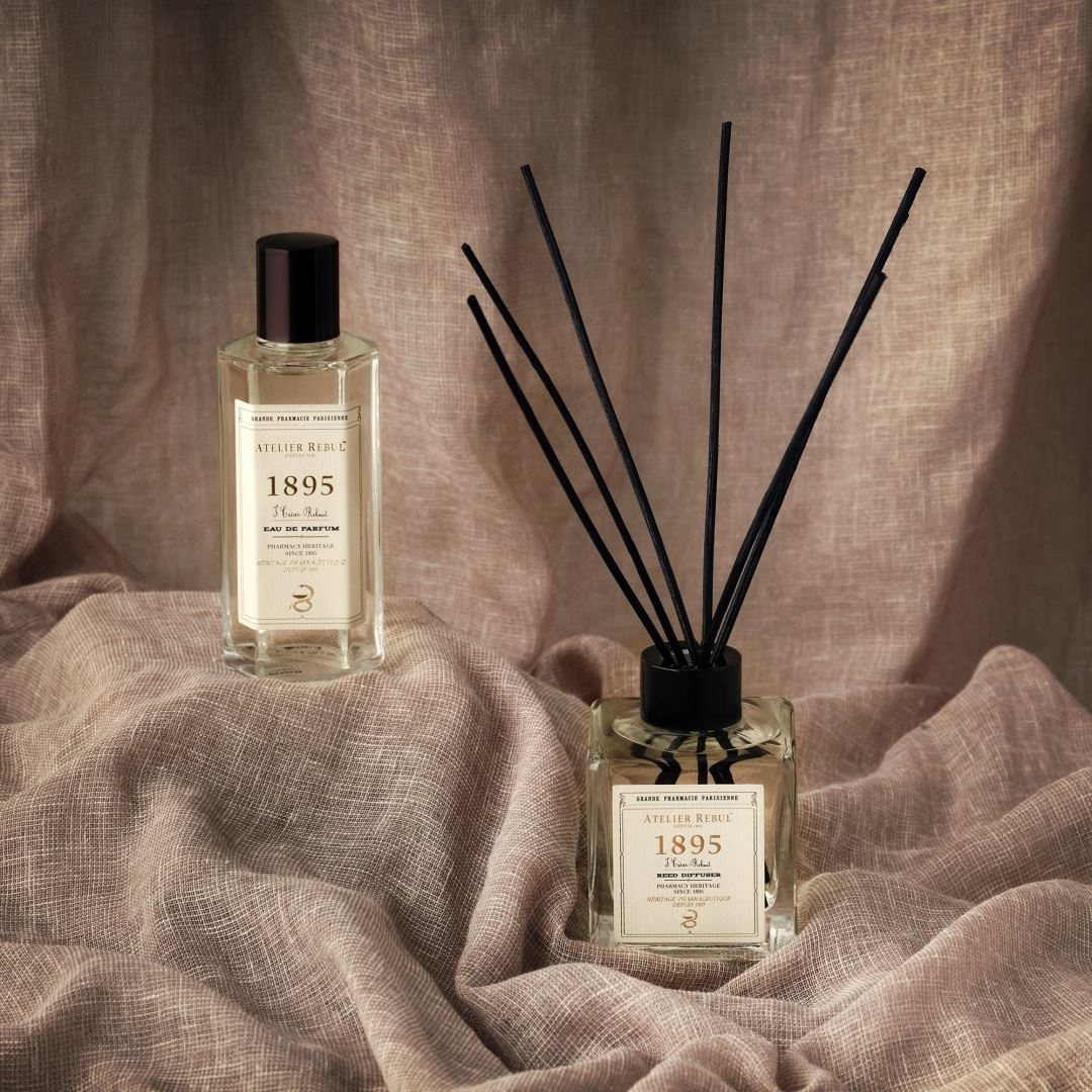 1895 reed diffuser