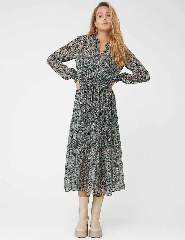 Diaz Print Dress